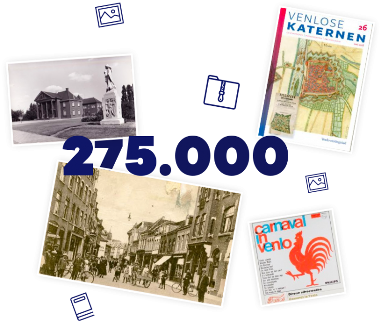 275.000 items soepel ingeladen