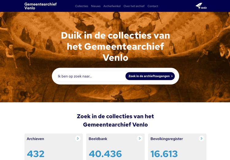 Platform gemeentearchief Venlo